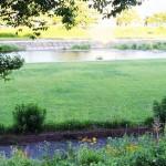 旅亭 みや川から見える風景