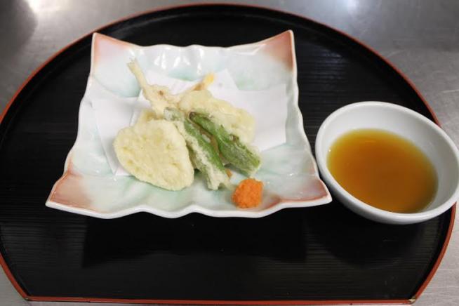 天ぷら 油もの