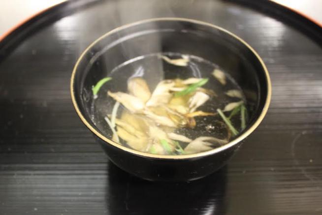 お椀 舞茸
