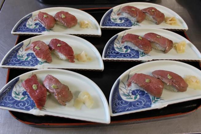 凌ぎ 寿司