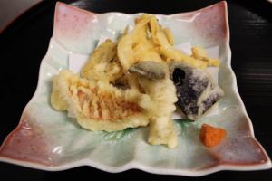 天ぷら 甘えび